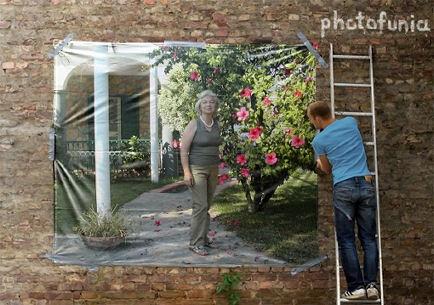 giardino foto