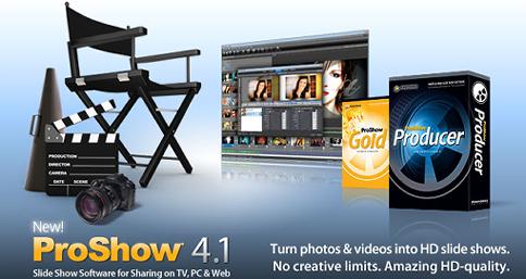 Logo ProShow Pwoducer Protodex