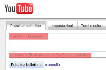 Pubblicare Bollettino